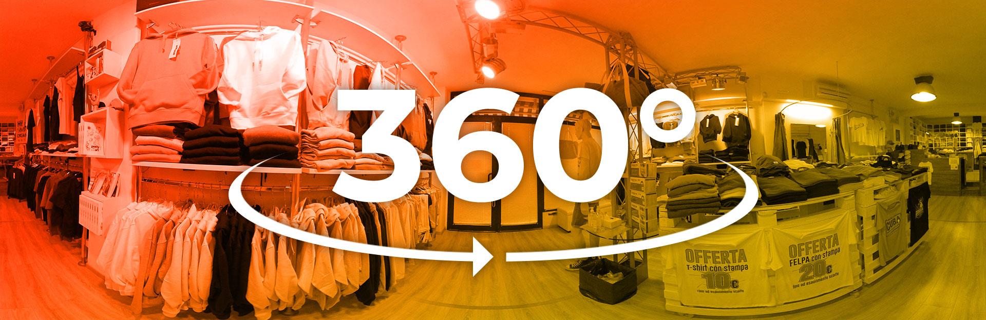 Virtual Tour 360° Pretty Art